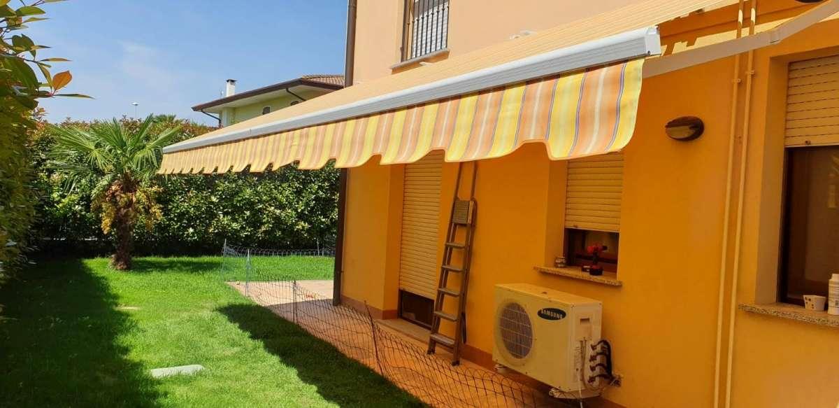Produzione tende da sole a Padova