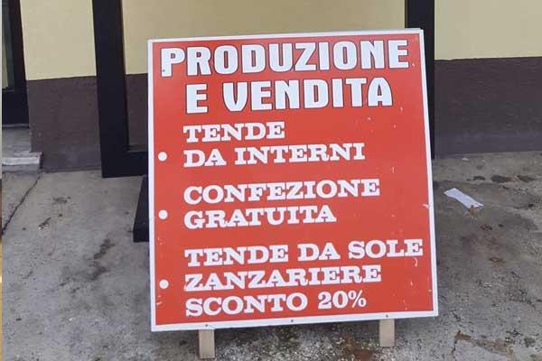 Offerte Speciali tende Padova